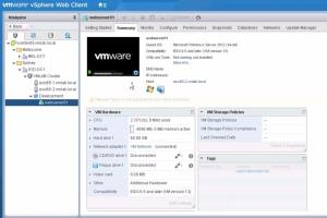 Portfolio for VMWare and IT Expert